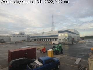 Webcam – Lineage Logistics – Jourdan Road – New Orleans, LA