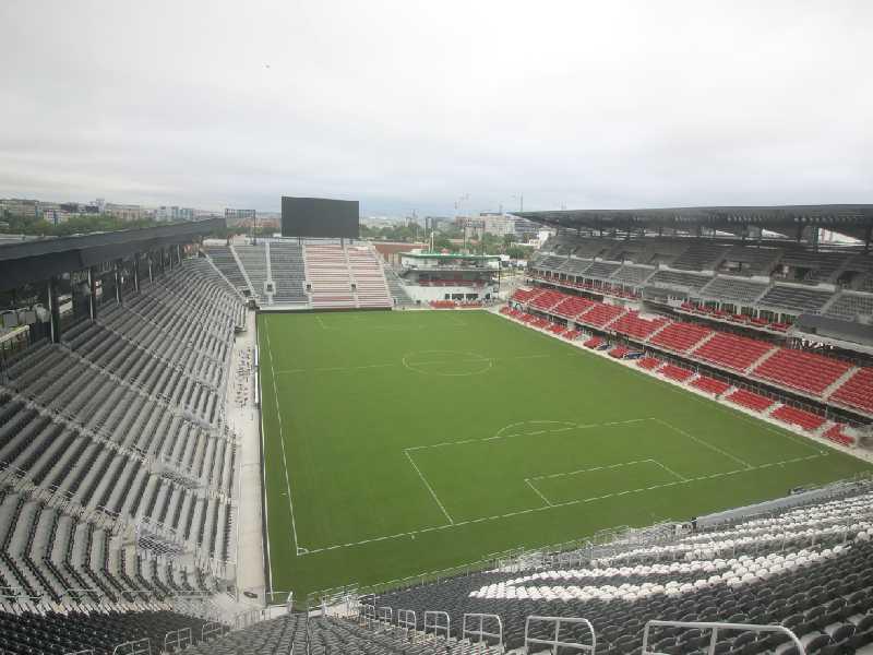 Audi Field Dc United
