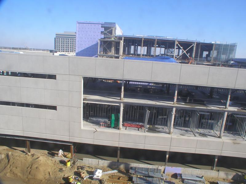 Latest Updated Images of the Union Station Construction